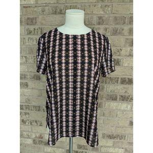 J crew pattern shirt